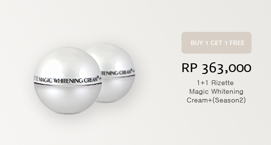 Rizette Magic Whitening Cream