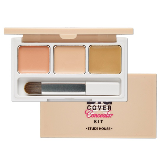 Big Cover Concealer Kit 3g