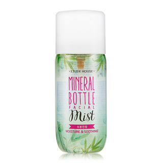 Mineral Bottle Facial Mist Moisture & Soothing 45ml