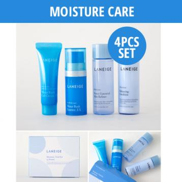 Basic / Moisture Care Special Experience 4pcs Kit [25ml*25ml*10ml*10ml] (Sold out)