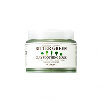 Bitter Green Clay Soothing Mask 145g